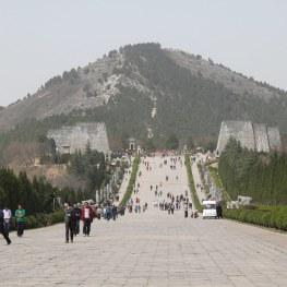 Čínské pyramidy: Co se ukrývá v jejich nitru?