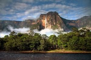 Venezuela: K objevení nejvyššího vodopádu světa přispěla náhoda!