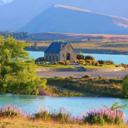 Nový Zéland: Nejkrásnější scenérie jižní polokoule i země bílého oblaku