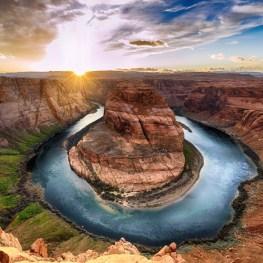 Jeden ze symbolů Severní Ameriky: Grand Canyon