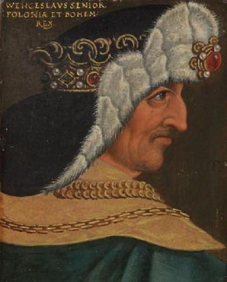 Český král Václav II. udělá z otčíma svého rádce.