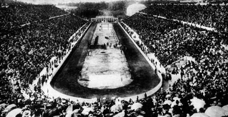 Řecký král stojí za obnovením tradice antických olympijských her.