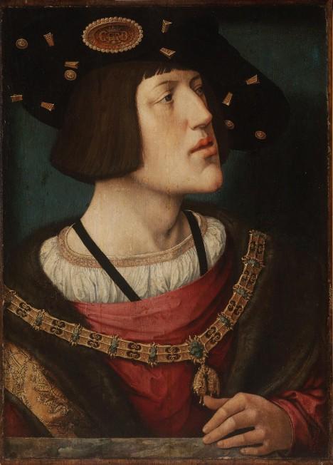 Španělský král Karel V. pošle svého mladšího bratra na výchovu k tetě do Nizozemí.