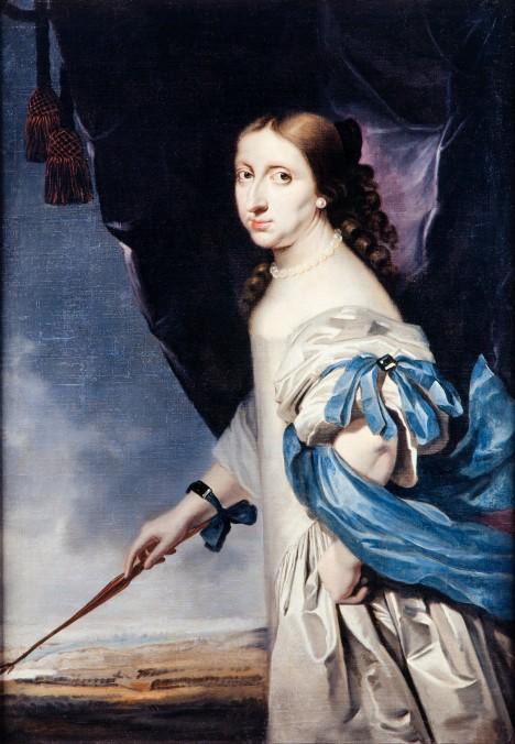 Švédská královna Kristýna I. Ćechům v jejich problémech vůbec nepomůže.
