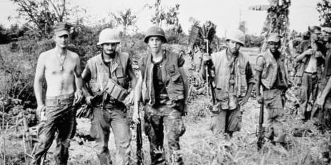 US MARINES, SOUTH VIETNAM, 1968-69