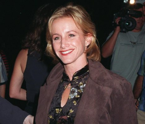 29SEP97: Former Beverly Hills 90210 star GABRIELLE CARTERIS at the premiere of