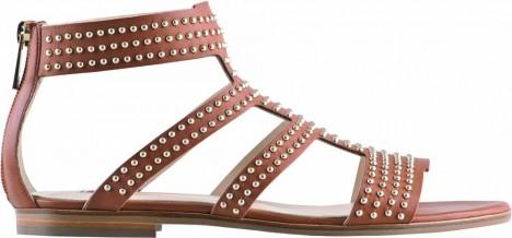 Jak sám název napovídá, gladiátorky připomínají starověkou římskou obuv.