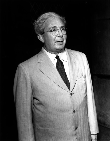 Leo Szilard Credit: U.S. Department of Energy, Historian's Office. This image is in the Public Domain.