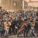 Černý pátek na vídeňské burze: Co přivedlo slavného generála na mizinu?