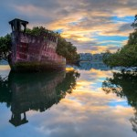 VIDEO: Čarovné pozůstatky lodi SS Ayrfield