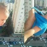 Šílená výzva na Facebooku: 1000 lajků, nebo pustím dítě z okna!