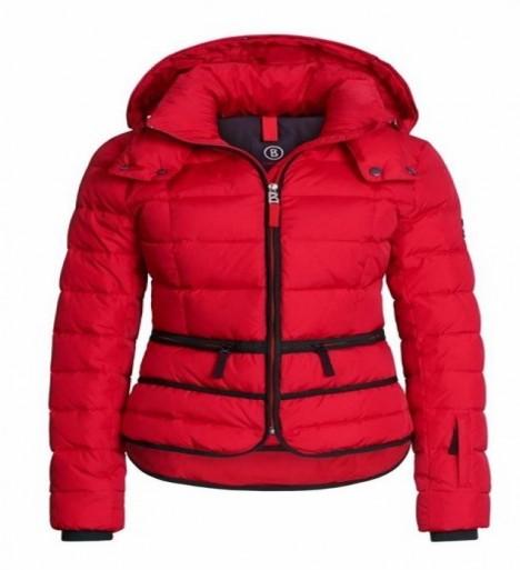 Zimní bundy by měly být nejen funkční, ale stylové. Že je to možné dokazuje značka Bogner se svými lyžařskými kousky.