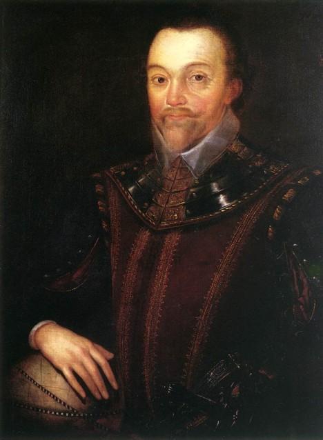 Do Anglie brambory dorazí díky siru Francisu Drakeovi. Angličany tím ale neoslní...