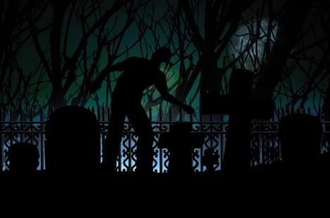 Oživlí mrtví údajně slouží jako pracovní síla čarodějům, kteří je ovládají.