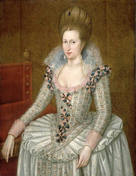 Pod ženskými šaty se více než 300 let skrývá korzet. Dámy pod ním nesnesitelně trpí.