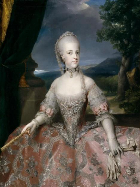 Neapolsko-sicilská královna Marie Karolína Neapolská patři mezi Napoleonovy odpůrkyně a lituje vévodovy smrti.