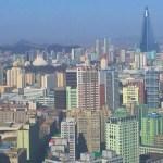 VIDEO: Jak vypadá Severní Korea z výšky?