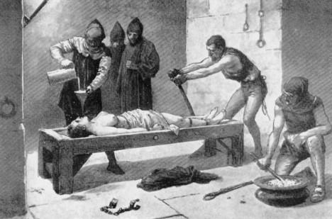 V hradní mučírně byly týrány nejméně desítky žen.