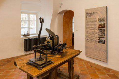 Slavnostní otevření Klášterů Český Krumlov 11. prosince