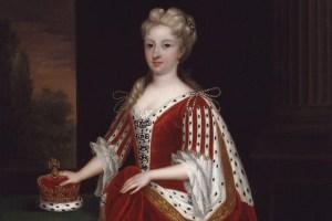 Zkrotila britská královna štěkajícího psa?