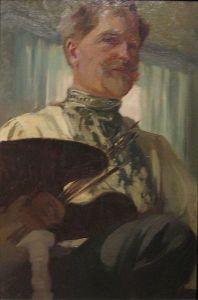 Alfons Mucha v Paříži jezdil na kolečkových bruslích