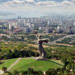 Největší socha ženy na světě: Spadne Matka vlast k zemi?