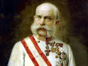 Trable Franze Josefa: Vnučku vnutil ženichovi rozkazem