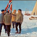 Jak dopadl velký závod o dobytí jižního pólu?