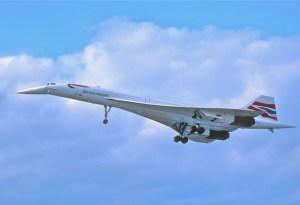 Cesta a pád nadzvukového letounu Concord