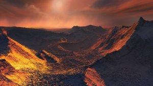 Nově objevená Super-Země leží jen šest světelných let od nás