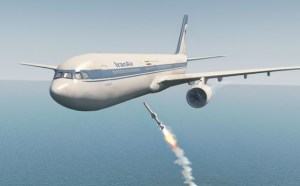 Tragédie íránského Airbusu: Americká raketa připravila o život 290 lidí