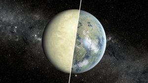 Mohl existovat na Venuši život?