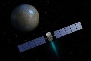 Vesmírná cesta sondy Dawn končí: Po více než deseti letech jí došlo palivo
