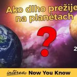 VIDEO: Jak dlouho přežijete na jednotlivých planetách?