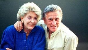 Kirk a Anne Douglasovi:Spartacus stoletý, milující