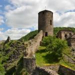 Hrad Střekov: Romantika v Ústí