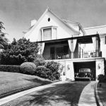 Rezidence Pickfair: Průkopnické hnízdečko lásky