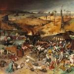 Brueghelův obraz je plný přísloví