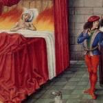 Děsivá smrt: Intrikánský král Karel II. Navarrský uhořel zaživa