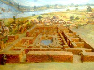 Zahubila Harappu a Mohendžodaro otevřenost k cizincům?