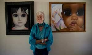 Margaret Keaneová: Proč nadaná malířka celé roky kryje lži svého manžela?