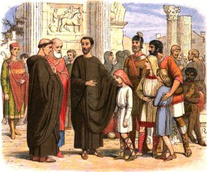 Kuriózní povolání ve starém Římě: Vlivní lidé zaměstnávají experta na jména