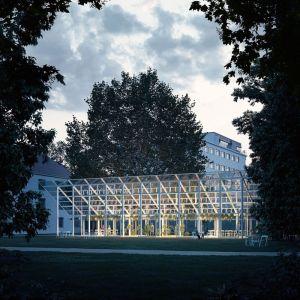 Architekti obnoví Mendelův skleník v Brně