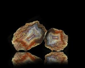 Acháty: Minerály s fascinující kresbou milovali už ve starověku!