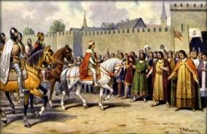 Čeští panovníci až do 13. století většinou neuměli číst ani psát