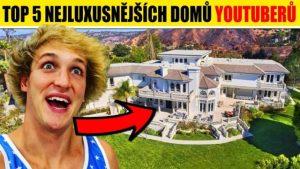 Youtubeři: Kdo z nich vlastní nejluxusnější dům?
