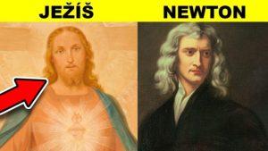 """""""Influenceři"""" historie: Newton s Ježíšem?"""