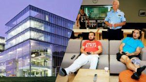 Luxusní věznice světa: Internet a vlastní oblečení