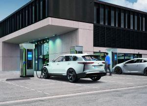 Siemens představil ultra výkonnou dobíjecí stanici
