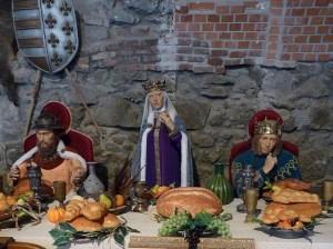 Český, polský a uherský král zapili spojenectví 9800 litry vína